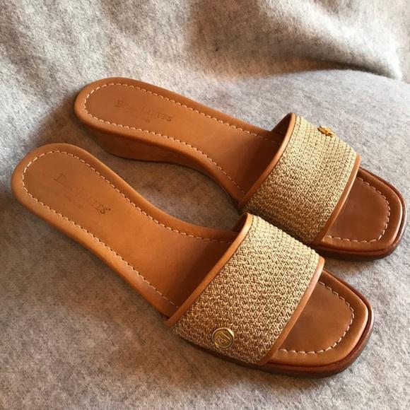 Eric Javits Sandals Size